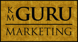 KM Guru Marketing Logo